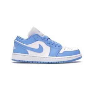 """Nike """"Jordan 1"""" / UNC University Light Blue - White"""