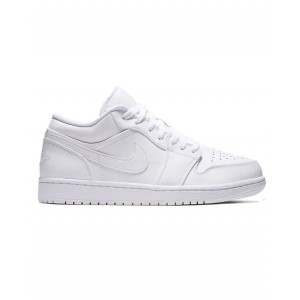 "Nike ""Jordan 1"" / UNC University Full White"