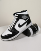 "Nike ""Jordan 1"" / High Black & White"