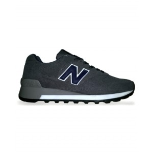 New Balance 577 - Grey with Blue Logo