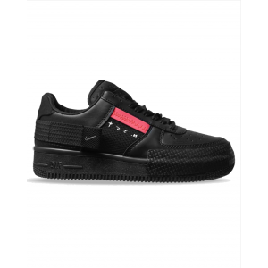 Nike Air Force 1 N354 / Black - Pink
