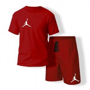 Air Jordan sports set (shirt & pants) / 3 colors