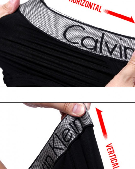 6 Pack Calvin Klein Underwear, Steel Micro Low Rise Trunk